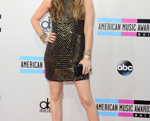 Catch a glimpse of last night's most stunning red carpet looks from the American Music Awards 2013 edition!