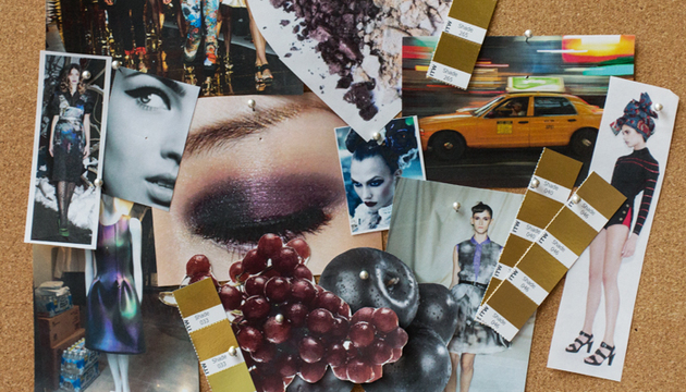 Images  That Inspired Cynthia Rowley's Birchbox Makeup Line