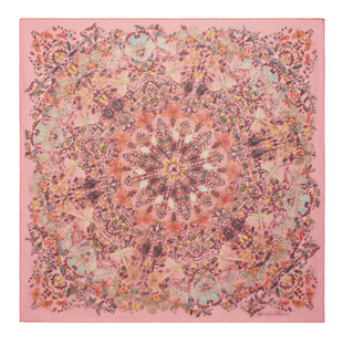 Damien Hirst For Alexander Mc Queen Scarf  (17)