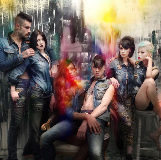 Diesel Tribute Campaign Picture
