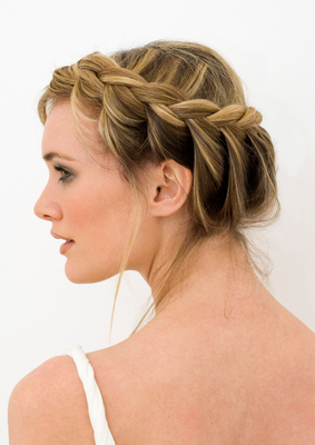 Full Crown Braid