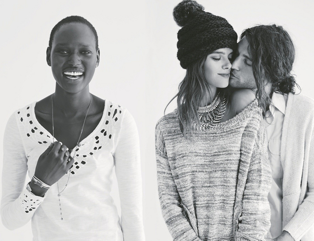 Free People Holiday Lookbook