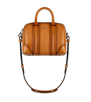 Givenchy Spring 2014 Brown Bag