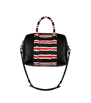 Givenchy Spring 2014 Striped Patter Bag