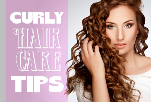 Great Curly Hair Care Tips