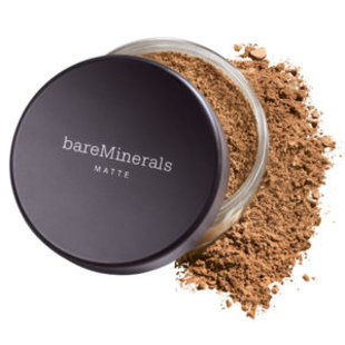 Bare Escentuals Bare Minerals Matte Spf15 Foundation In Golden Deep
