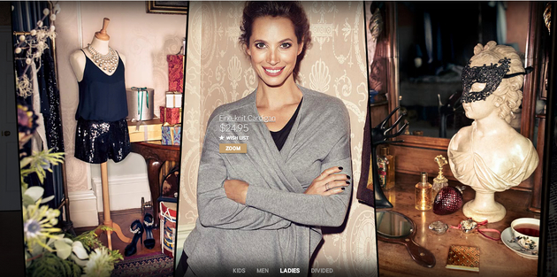 H M Holiday 2013 Ad Campaign