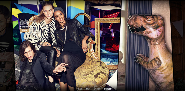 H M Holiday 2013 Campaign Photos