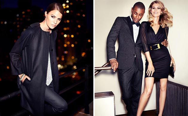 H M Party Perfect 2013 Holiday Stylebook