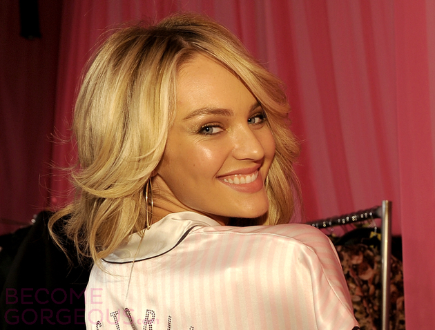 Candice Swanepoel Victorias Secret Makeup