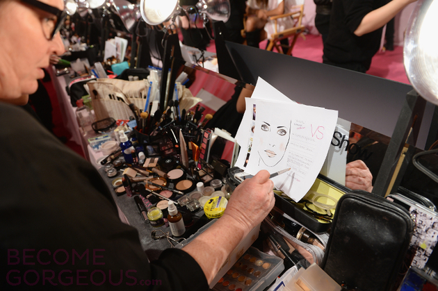Victorias Secret Fashion Show Backstage
