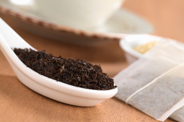 Black Tea To Cover Gray Hair