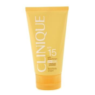 Clinique Face  Body Cream Spf 15 Uva Uvb