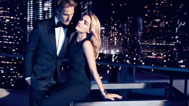 Hugo Boss Christmas 2013 Campaign