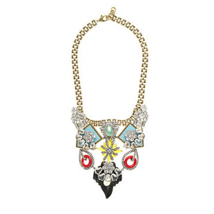 Lulu Frost For J.Crew Indian Summer Necklace