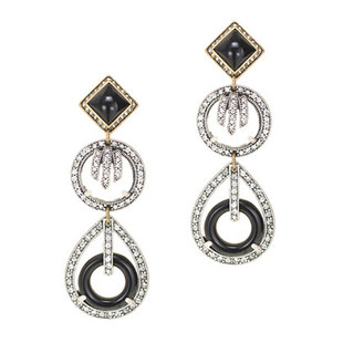 Lulu Frost For J.Crew Equinox Earrings