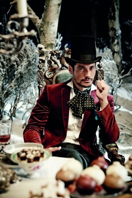David Gandy Marks   Spencer Christmas Campaign 2013