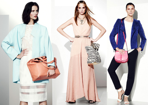 Marks & Spencer Spring 2014 Collection
