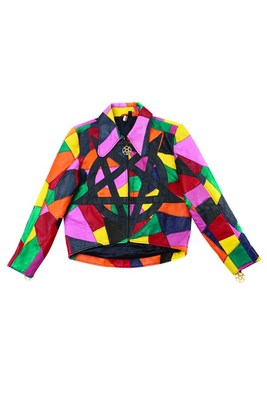 Colourful Jacket