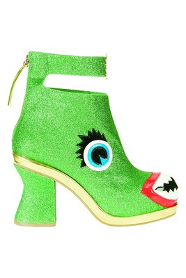 Monster Ankle Boots