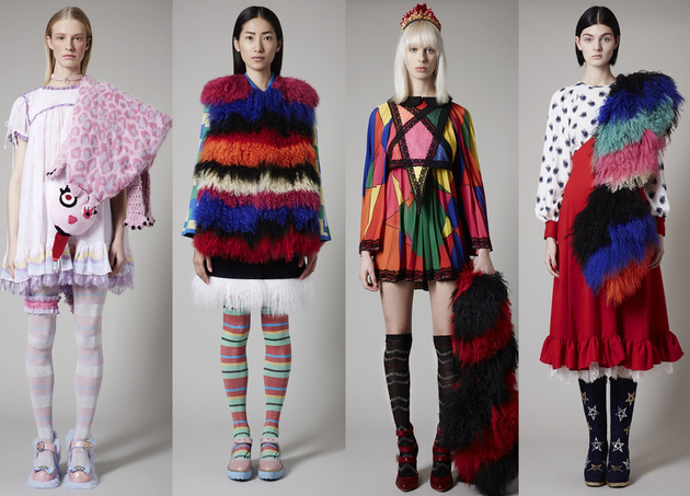 Meadham Kirchhoff for Topshop Collection