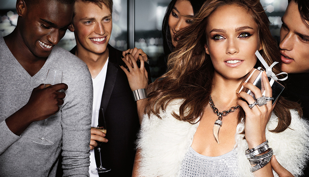 Michael Kors Holiday 2013 Campaign