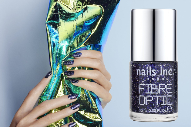 Nails Inc. Fibre Optic Nail Polishes