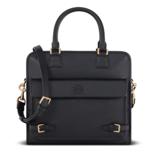 Loewe Cruz Large Bag Black