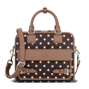 Loewe Cruz Small Bag Brown