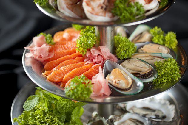 Seafood For Hair Growth