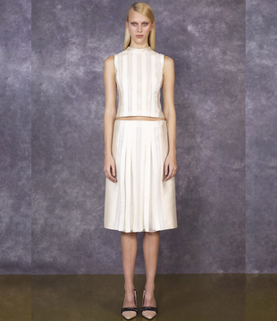 Tory Burch Pre Fall 2014 Colle ction Look  (16)