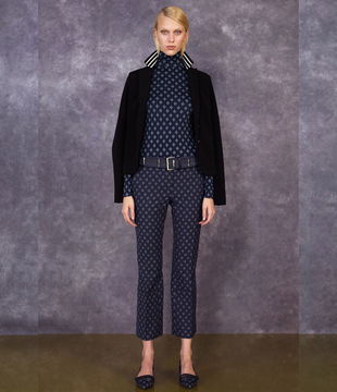 Tory Burch Pre Fall 2014 Collection Look  (2)