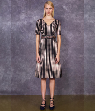 Tory Burch Pre Fall 2014 Collection Look  (3)