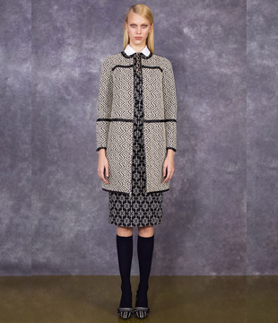 Tory Burch Pre Fall 2014 Collection Look  (4)