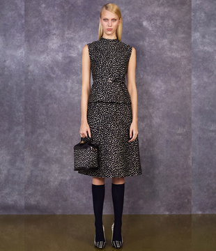 Tory Burch Pre Fall 2014 Collection Look  (8)