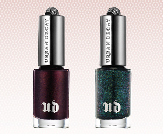 Urban Decay Holiday 2013 Nail Polishes