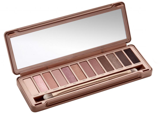 Urban Decay Naked 3 Holiday Palette