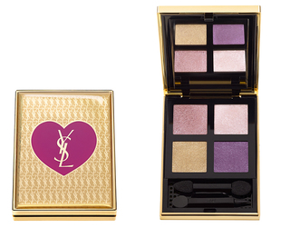Check out the Paris-inspired Yves Saint Laurent holiday 2013 makeup line.