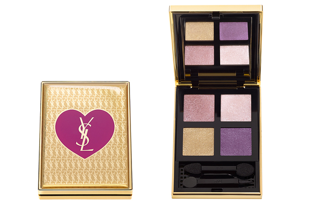 Ysl Pure Chromatics Collector Palette Avenue Marceau