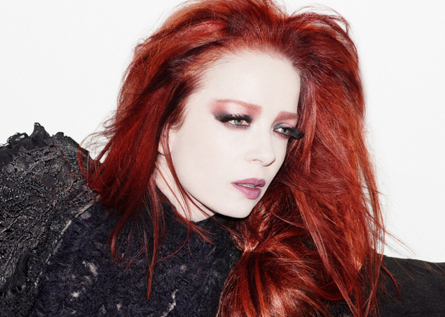 Shirley Manson Red Hair