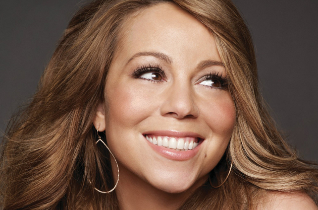 Mariah Carey Beauty Mark