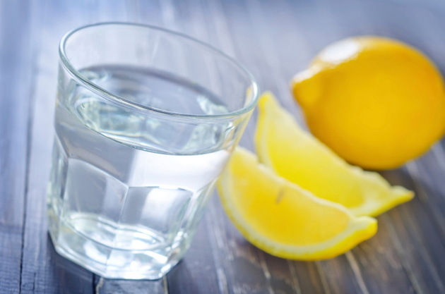 Lemon Water For Face