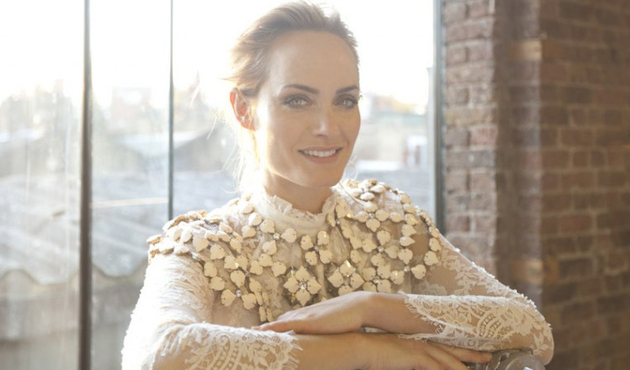 Amber Valletta is the Face of H&M's 2014 Conscious Line