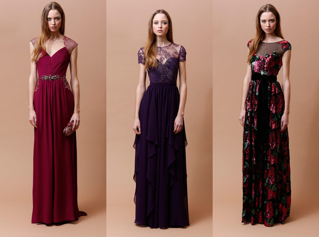 Badgley Mischka Pre Fall 2014 Looks (4)