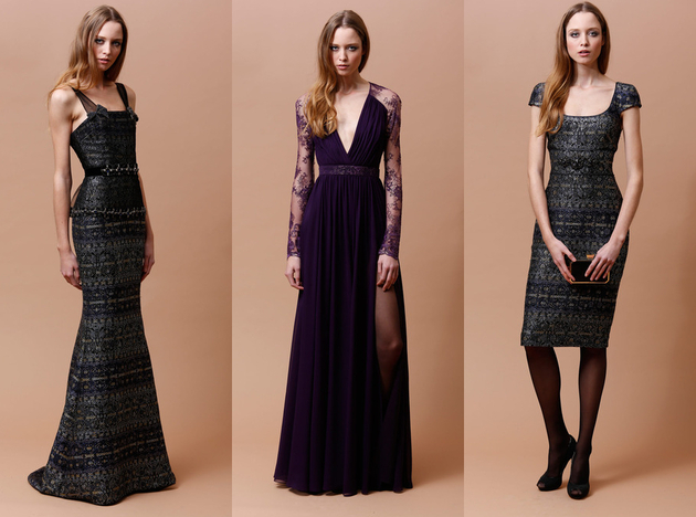 Badgley Mischka Pre Fall 2014 Looks (5)