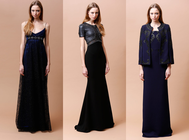 Badgley Mischka Pre Fall 2014 Looks (6)
