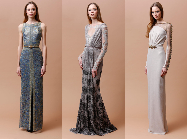 Badgley Mischka Pre Fall 2014 Looks (7)
