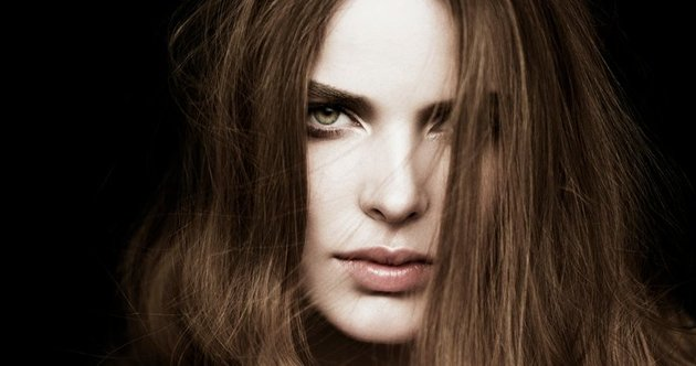 Robyn Lawley For Barneys New York Beauty Campaign