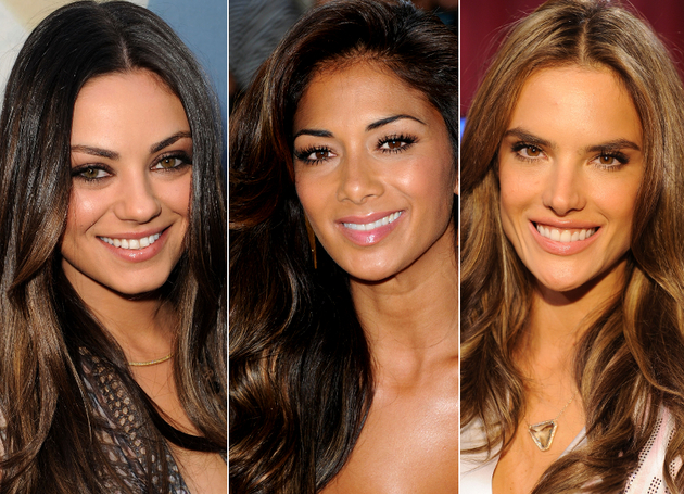 Best Hair Highlights for Olive Skin Tones