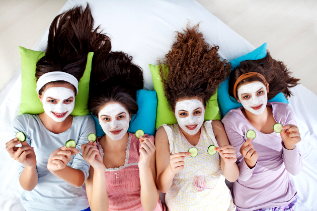 Facials For Sleepovers